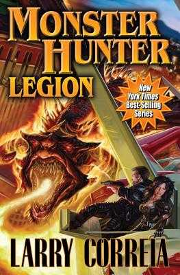 Monster Hunter Legion - Correia, Larry