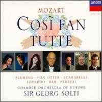 Mozart: Così fan tutte [1996 Live Recording] - Adelina Scarabelli (vocals); Anne Sofie von Otter (vocals); Chamber Orchestra of Europe (chamber ensemble);...