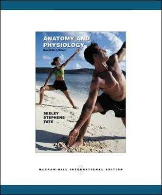 MP: Anatomy and Physiology w/OLC bind-in card - Seeley, Rod R., and Stephens, Trent D., and Tate, Philip