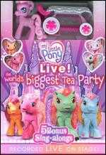 My Little Pony Live! The World's Biggest Tea Party - David Stern