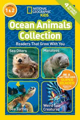 National Geographic Readers: Ocean Animals Collection - National Geographic Kids