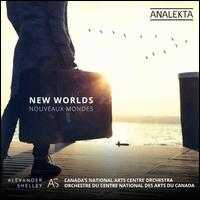 New Worlds (Nouveaux Mondes) - David DQ Lee (counter tenor); Cantata Singers of Ottawa (choir, chorus); Capital Chamber Choir (choir, chorus);...