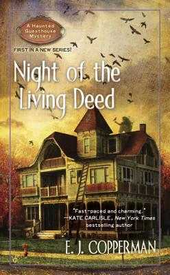 Night of the Living Deed - Copperman, E J