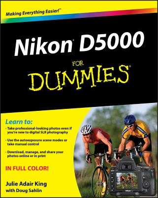 Nikon D5000 for Dummies - King, Julie Adair