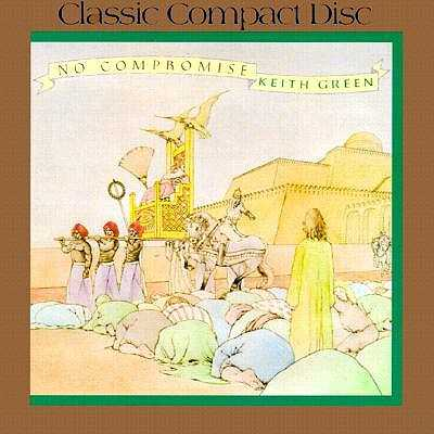No Compromise - Green, Keith