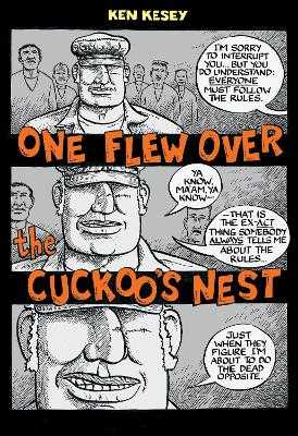 One Flew Over the Cuckoo's Nest: (penguin Classics Deluxe Edition) - Kesey, Ken, and Faggen, Robert (Introduction by), and Palahniuk, Chuck (Foreword by)