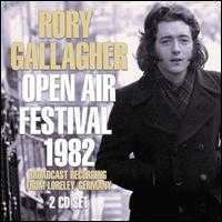 Open Air Festival 1982 - Rory Gallagher