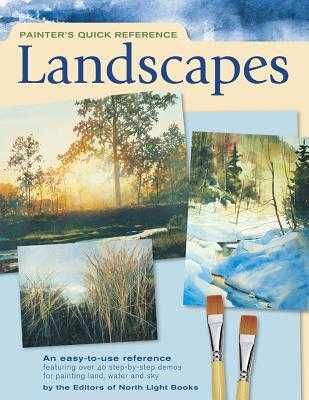 Painter's Quick Reference - Landscapes - North Light Editors