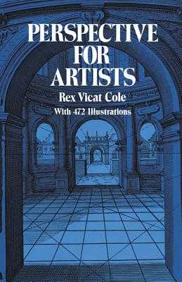 Perspective for Artists - Cole, Rex Vicat