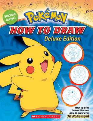 Pok?mon: How to Draw - Barbo, Maria S, and West, Tracey, and Zalme, Ron