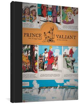 Prince Valiant Vol. 6: 1947-1948 - Foster, Hal, and Kane, Brian M (Introduction by)