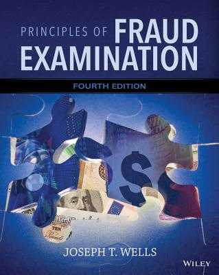 Principles of Fraud Examination - Wells, Joseph T