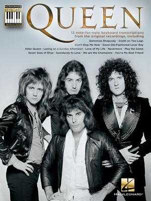 Queen: Note-For-Note Keyboard Transcriptions - Queen