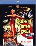 Queen of Outer Space [Blu-ray]