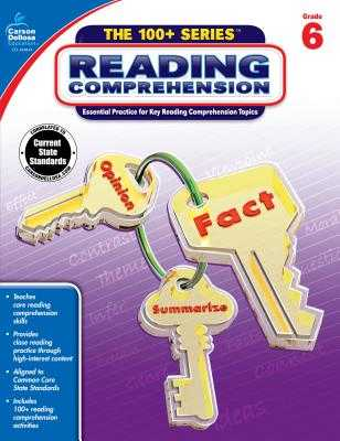 Reading Comprehension, Grade 6 - Carson-Dellosa Publishing (Compiled by)
