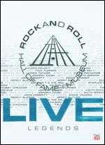 Rock and Roll Hall of Fame + Museum: Live - Legends -