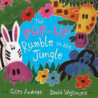 Rumble in the Jungle: Pop-up Book - Andreae, Giles
