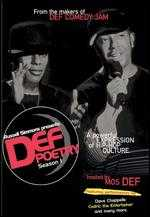 Russell Simmons Presents Def Poetry: Season 1 - Danny Hoch; Stan Lathan