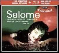 Salome [2CD/Blu-Ray Audio] - Aron Gestner (vocals); Birgit Nilsson (vocals); Eberhard Wächter (vocals); Gerhard Stolze (vocals); Grace Hoffmann (vocals);...