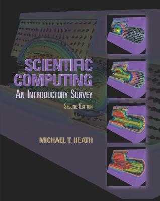 Scientific Computing - Heath, Michael T, and Heath Michael