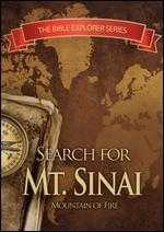 Search for Mt. Sinai: Mountain of Fire