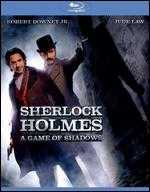 Sherlock Holmes: A Game of Shadows [2 Discs] [Includes Digital Copy] [UltraViolet] [Blu-ray/DVD] - Guy Ritchie