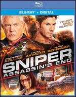 Sniper: Assassin's End [Includes Digital Copy] [Blu-ray]