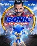 Sonic the Hedgehog [Includes Digital Copy] [Blu-ray/DVD]