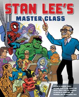 Stan Lee's Master Class - Lee, Stan