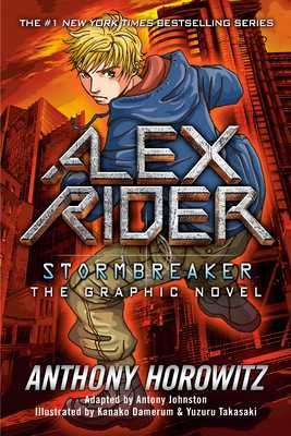 Stormbreaker: The Graphic Novel - Horowitz, Anthony
