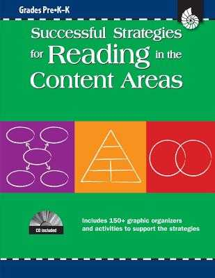Successful Strategies for Reading in the Content Areas Grades Pre K-K - Shell Education (Creator)