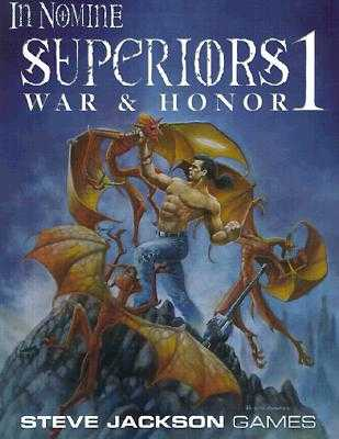 Superiors I: War & Honor - Borgstrom, R Sean, and Cambias, James L, and Cogman, Genevieve