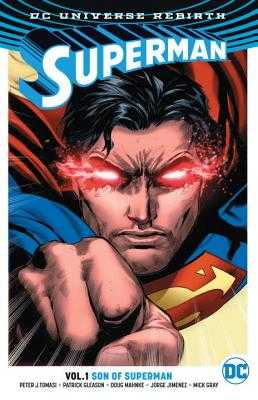 Superman Vol. 1 (Rebirth) - Palmiotti, Jimmy, and Tomasi, Peter J.