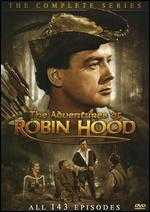 The Adventures of Robin Hood: The Complete Series [11 Discs] -