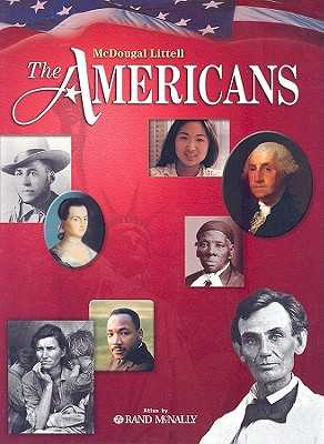 The Americans: Student Edition 2005 - McDougal Littel (Prepared for publication by)