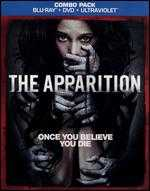 The Apparition [2 Discs] [Includes Digital Copy] [Blu-ray/DVD] - Todd Lincoln