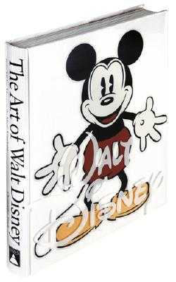 The Art of Walt Disney: From Mickey Mouse to the Magic Kingdoms - Finch, Christopher