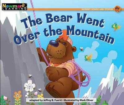 The Bear Went Over the Mountain Leveled Text - Fuerst, Jeffrey B