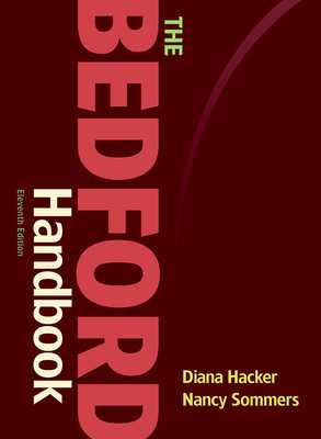 The Bedford Handbook - Hacker, Diana, and Sommers, Nancy