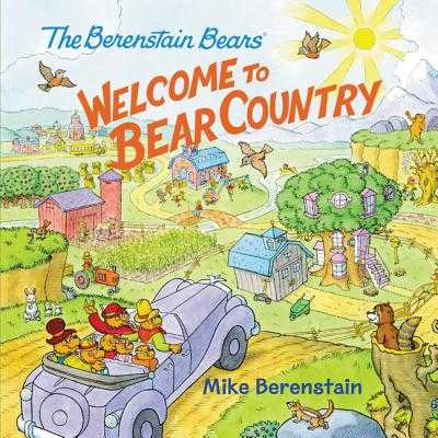 The Berenstain Bears: Welcome to Bear Country -