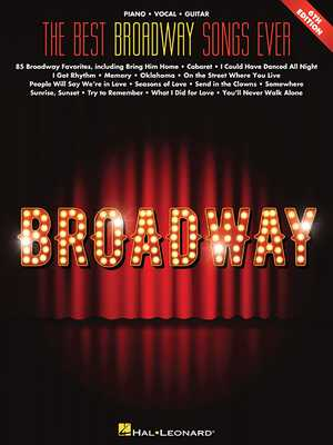 The Best Broadway Songs Ever - Hal Leonard Corp (Creator)