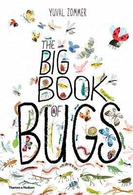 The Big Book of Bugs - Zommer, Yuval