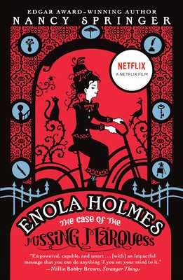 The Case of the Missing Marquess - Springer, Nancy