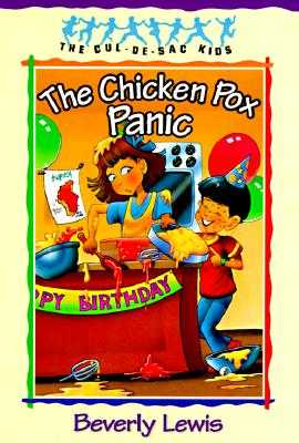 The Chicken Pox Panic - Lewis, Beverly