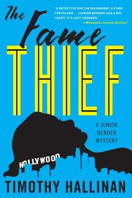 The Fame Thief - Hallinan, Timothy