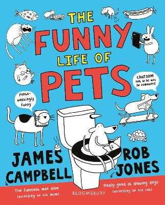 The Funny Life of Pets - Campbell, James