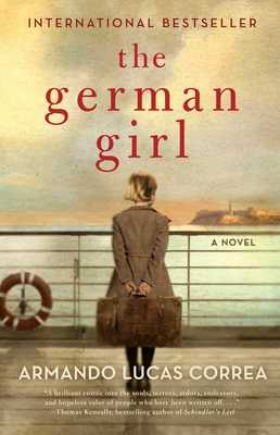 The German Girl - Correa, Armando Lucas