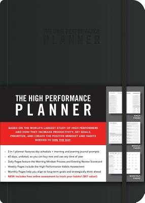 The High Performance Planner - Burchard, Brendon