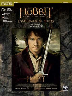 The Hobbit: An Unexpected Journey Instrumental Solos: Flute - Shore, Howard (Composer)