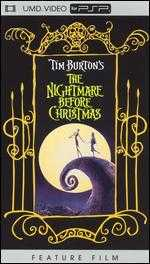 The Nightmare Before Christmas [UMD]
